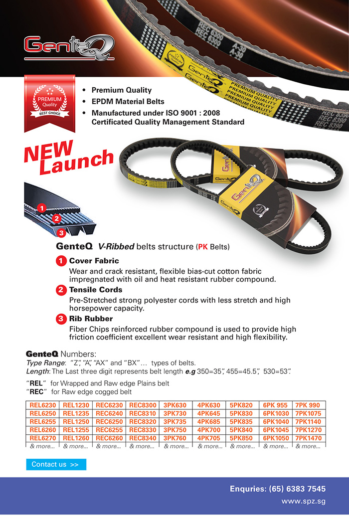 GenteQ Belt New Launch